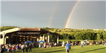 Double Rainbow Over the Amphitheater