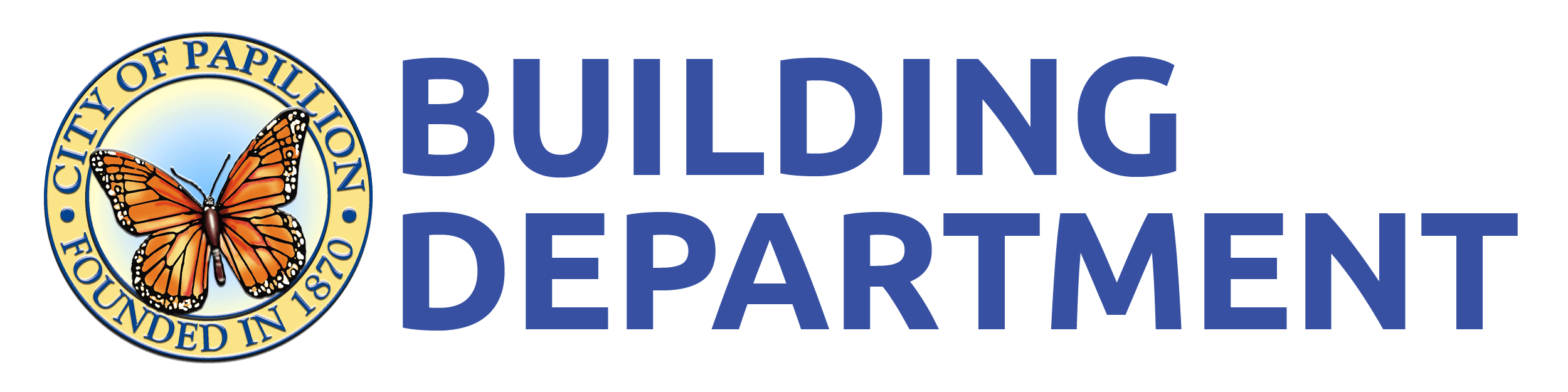 Building Department logo