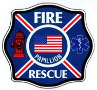 Fire Rescue Badge
