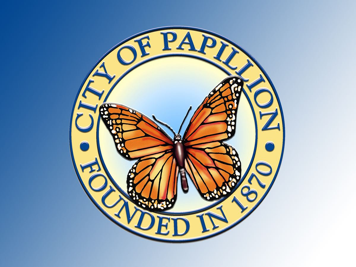City of Papillion logo