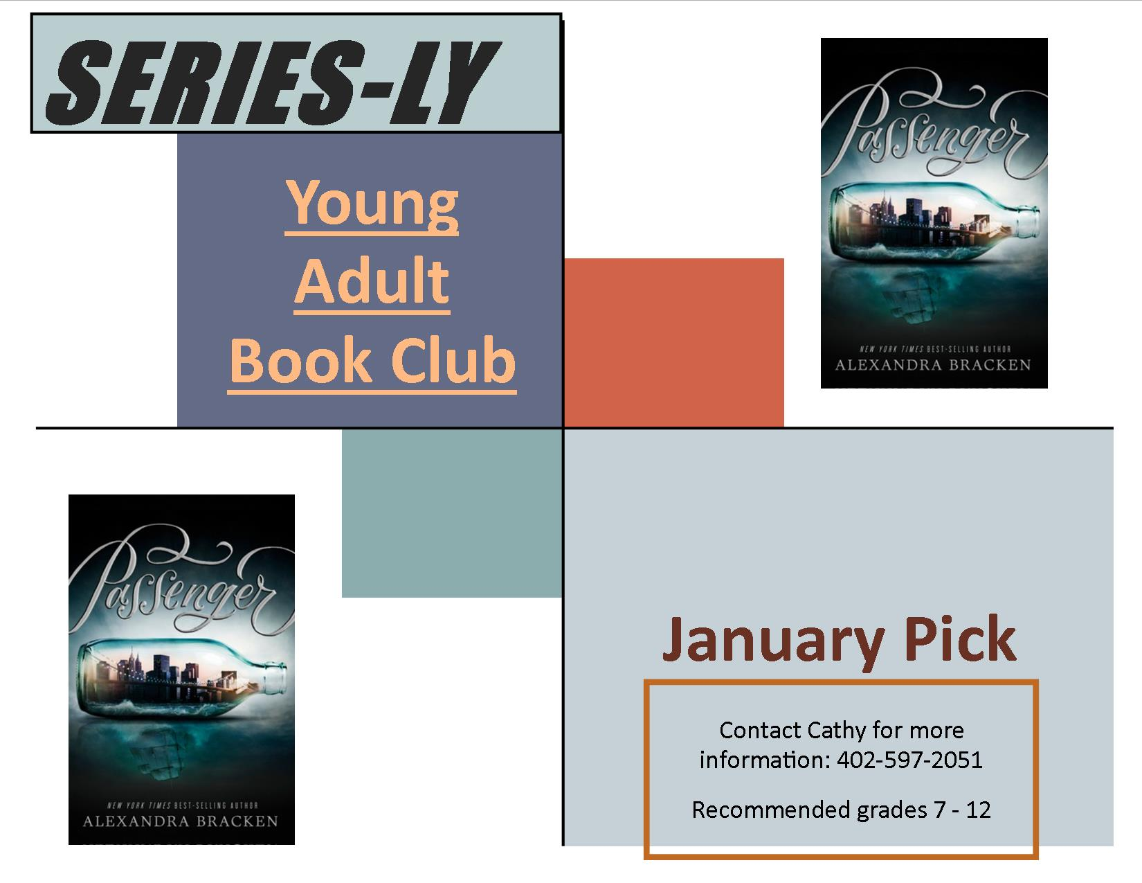 Series-LY Book Club January