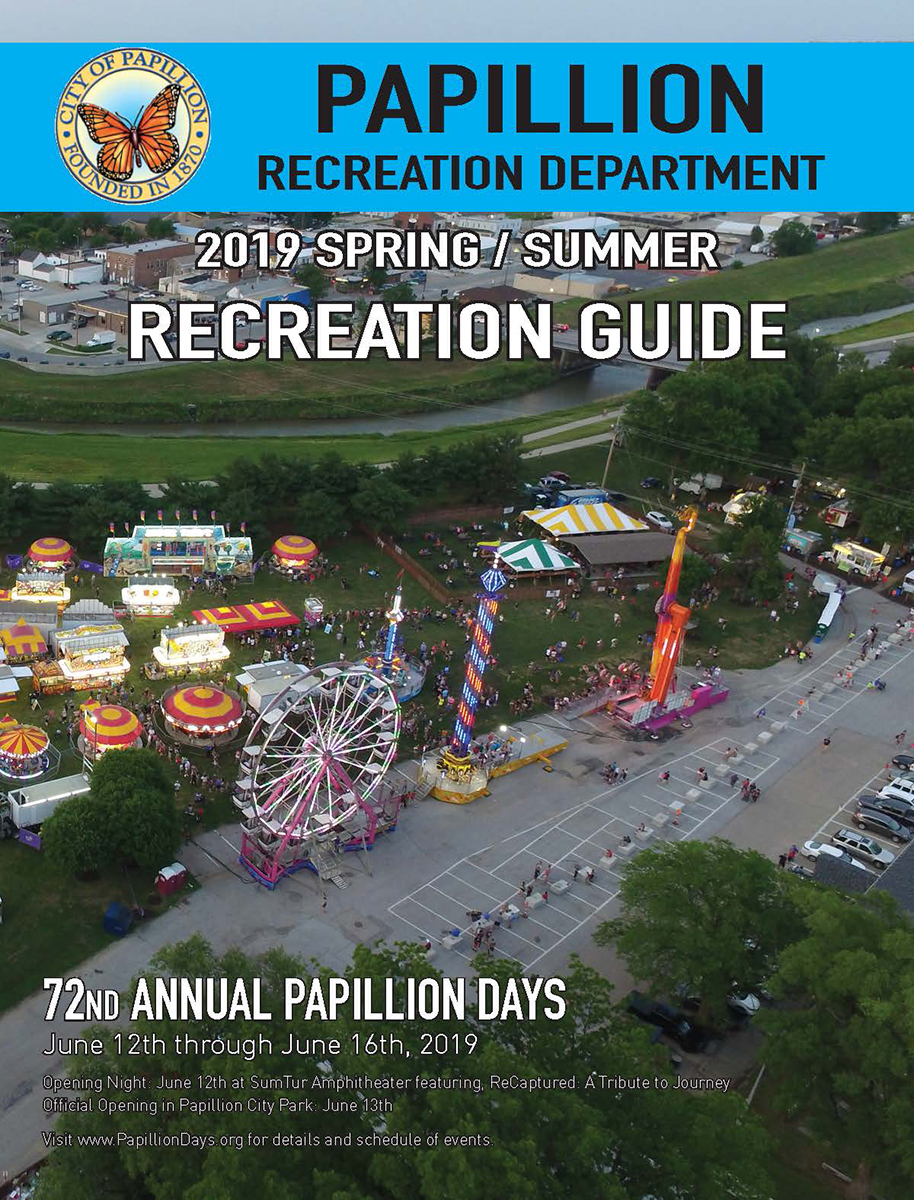 2019 Spring/Summer Recreation Guide