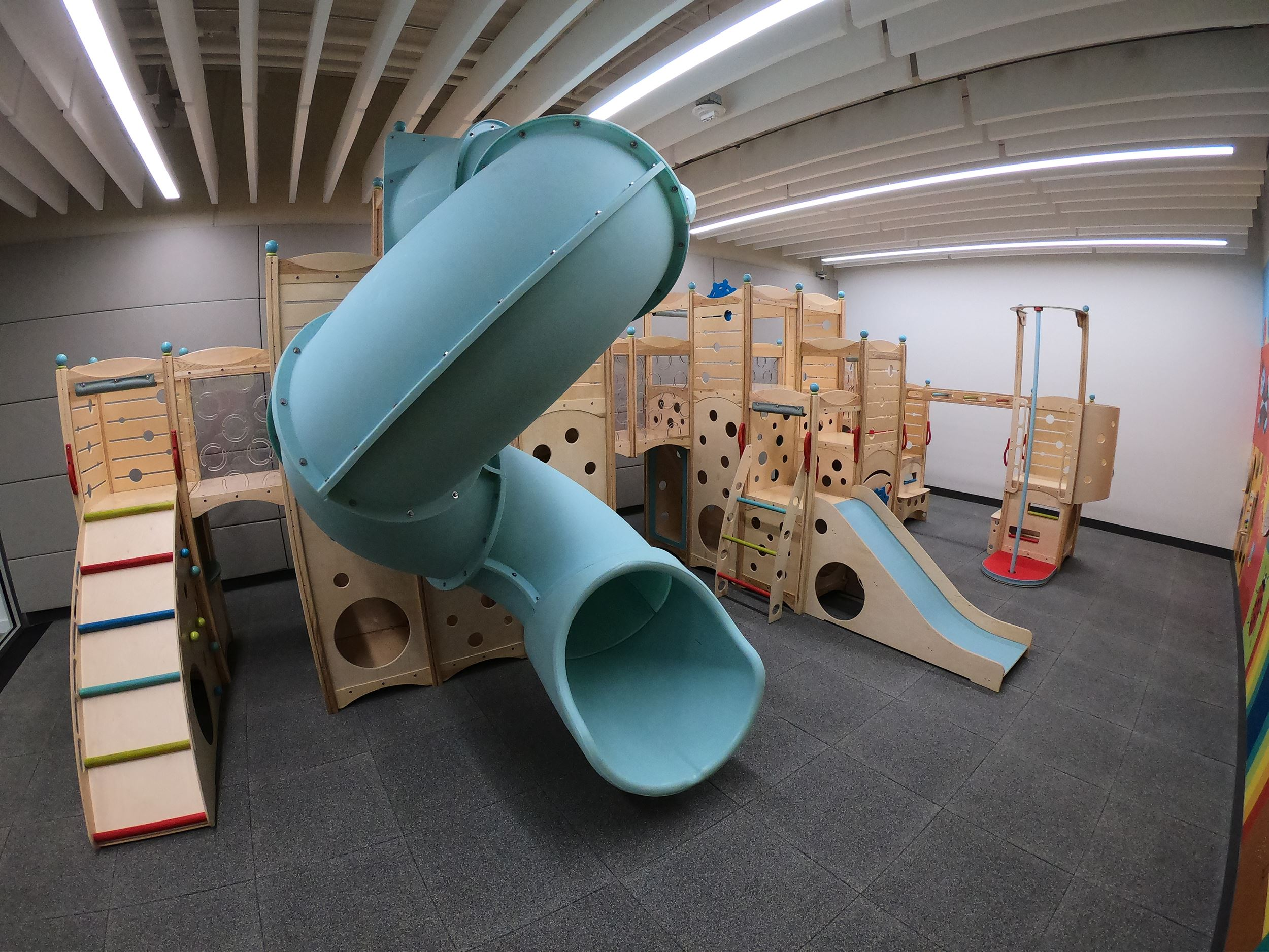 Papillion Landing Indoor Playground