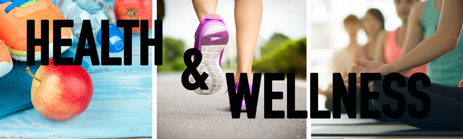 Health and Wellness Header