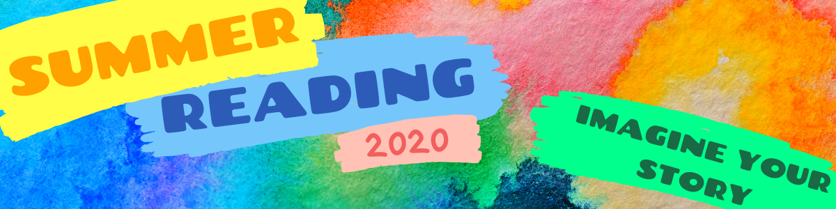 Summer Reading Program 2020 - Imagine Your Story