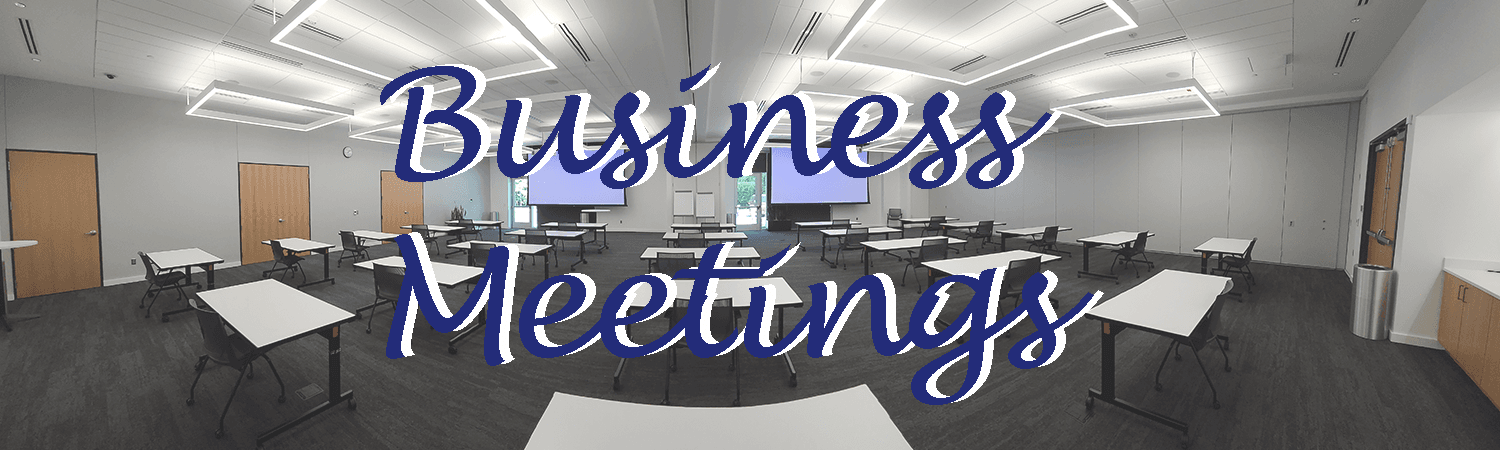 Business Events Header